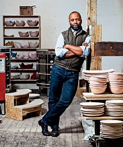 Theaster Gates - Artist, Urban Planner, Cool!