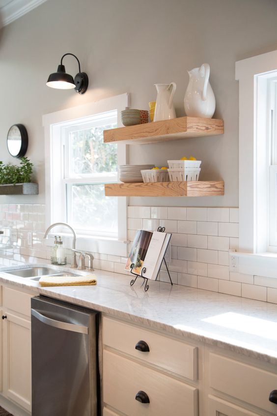 Ideas about Neutral Kitchen on Pinterest Modern White Kitchens, Kitchens and