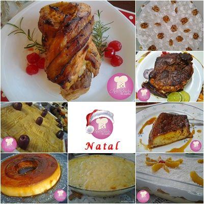 Festival de Natal, Prato Principal e Sobremesas