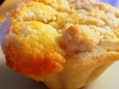 Peach Cardamom Cobbler Tart
