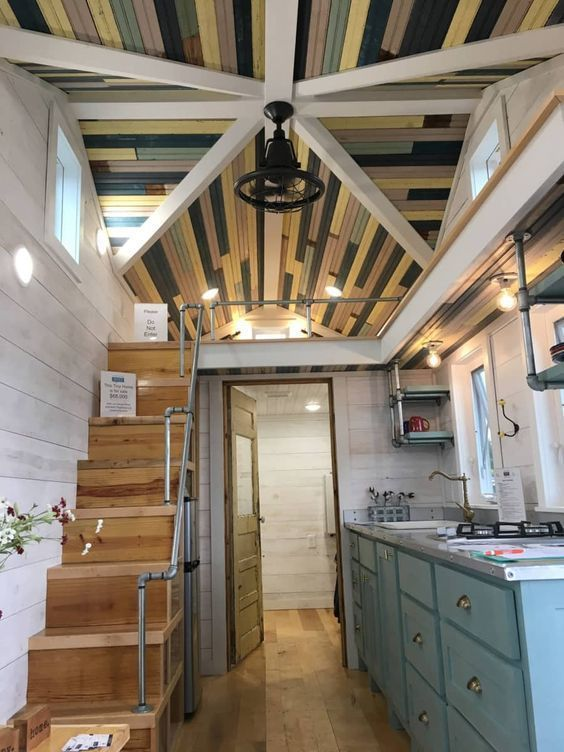 50 Amazing Tiny Homes Interior Design Ideas Tiny House Design