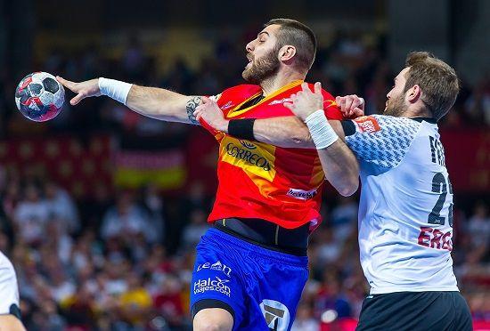 España Frena El Tranvía Germano En El Europeo De Balonmano Pasaporte Olímpico Balonmano Tranvias España