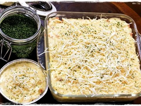 Resep Super Cheesy Macaroni Schotel Panggang Oleh Tintin Rayner Resep Resep Makanan Italia Resep Masakan