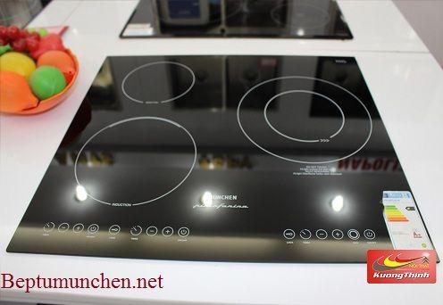 Bếp điện từ Munchen QA 300I lựa chọn hoàn hảo của mọi nhà