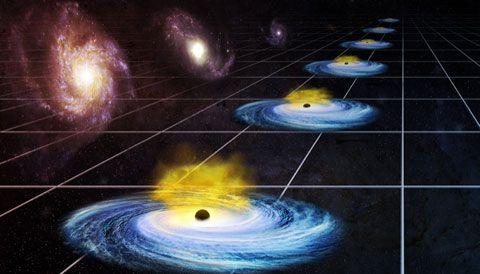 Quasars at All Cosmic Epochs - Buscar con Google