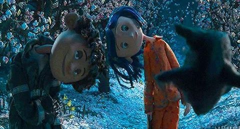 Coraline In 2020 Coraline Aesthetic Coraline Coraline And Wybie