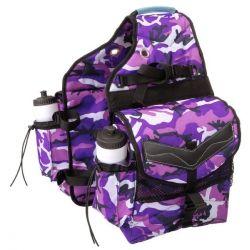 INSULATED SADDLE BAGS CAMO-pink/purple AAAAAHAHAHAHAHAHAH I NEED THESE NOOOOOOOOOOOOOWWWWWWW!!!!!!!!!!! 3