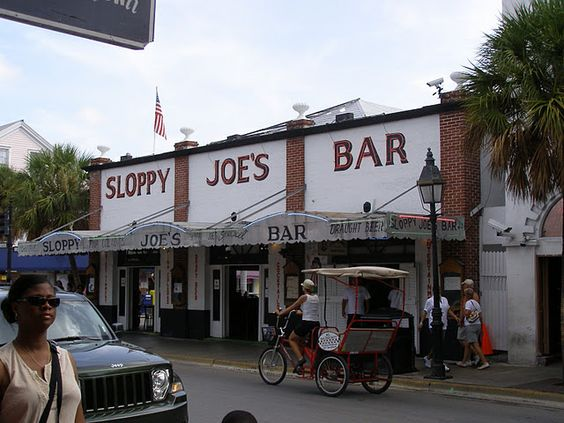 Key West: Motorcoach Traveling, Oldest Bar, Traveling Highlights, Joe S Bar, Florida Keys, Crazy Night, Hemingway S Bar
