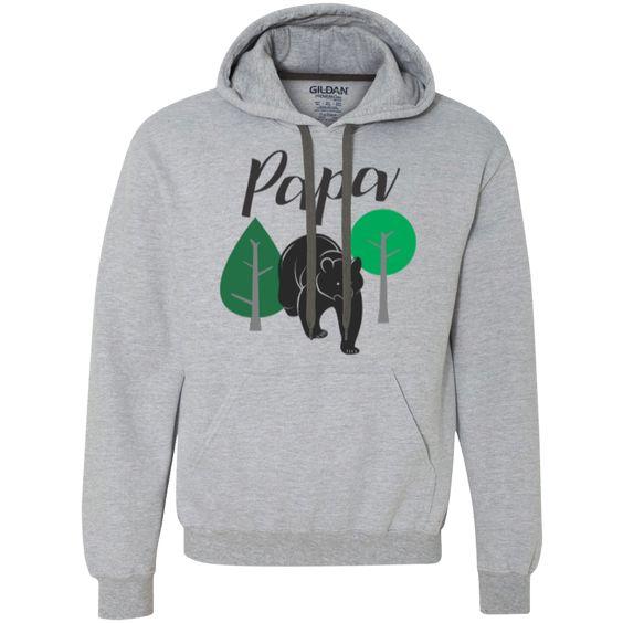 Papa Bear | Fleece Sweatshirt