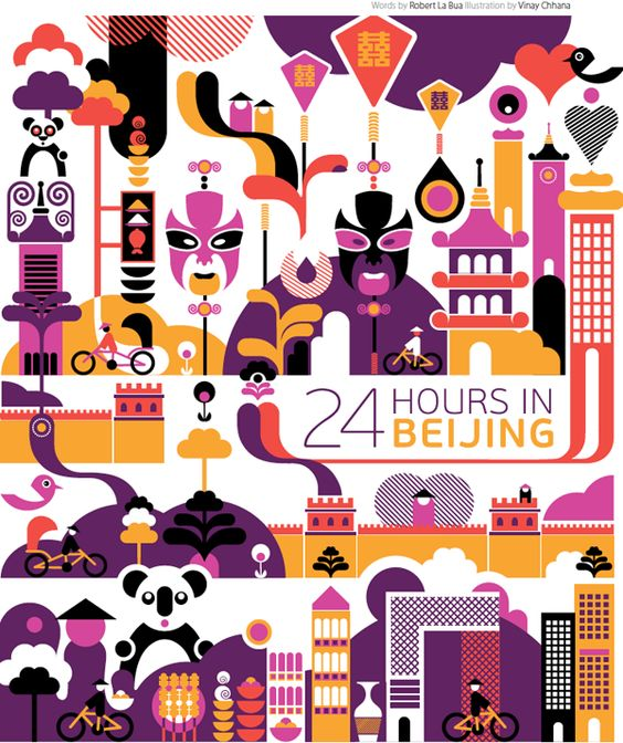 24 hours in BeijingArt and design inspiration from around the world