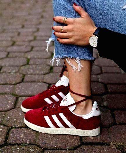 Baskets gazelle adidas originals idées pour 2019 | Adidas shoes ...