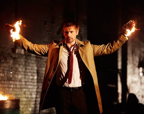 Constantine – First look at the premiere of the new show