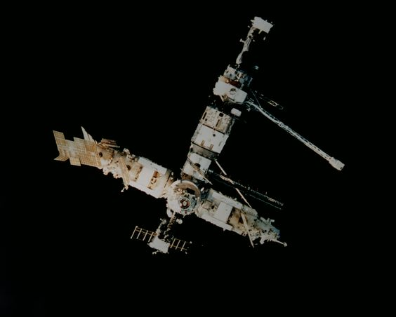 mir space station - Google Search