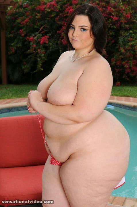 Sexy big tit bbw