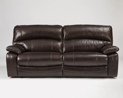 Ashley Furniture Signature Design Damacio Manual Recliner Sofa