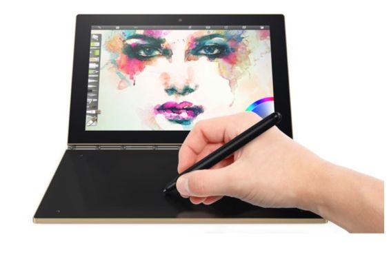 IFA 2016 : Lenovo lance le Yoga Book, une tablette au clavier surprenant