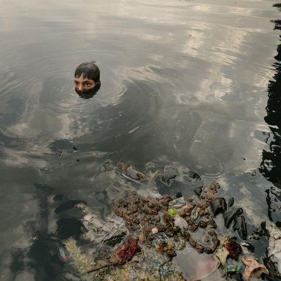 Fotografando a poluição em Delhi - Fotografia Profissional