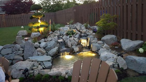 Our Pond -Finished