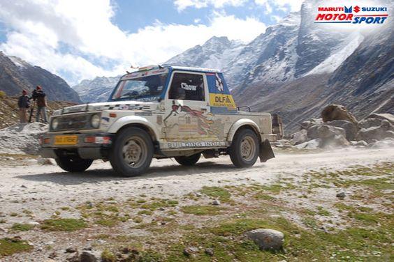 Maruti Suzuki Raid De Himalaya