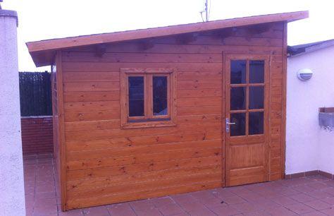 Casetes de fusta Rustic Osona