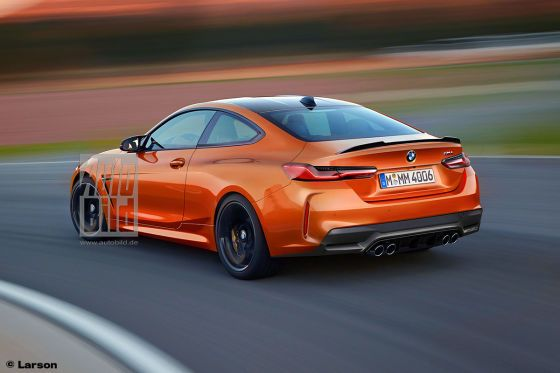 Bmw M4 2020 News Competition Convertible Ps Engine Up To