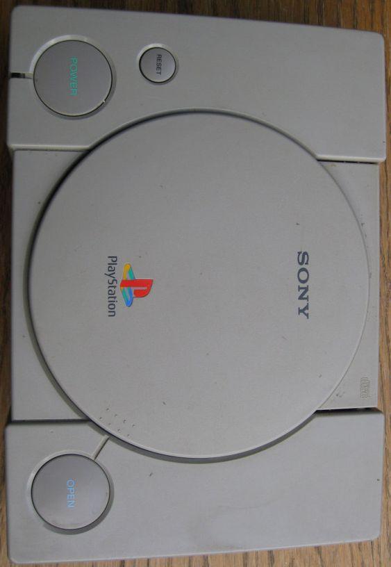 Erste Schritte für den Umbau der PS1 Playstation 1 SCPH-1002 High End CD Player deutschermanfred.de