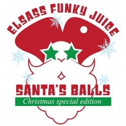 Santa's Balls E-LIQUIDE RECHARGE CIGARETTE ELECTRONIQUE