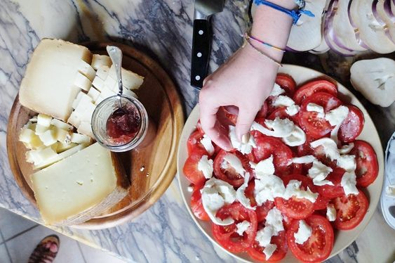 A Perfect Day: Cooking in Tuscany with Juls' Kitchen.