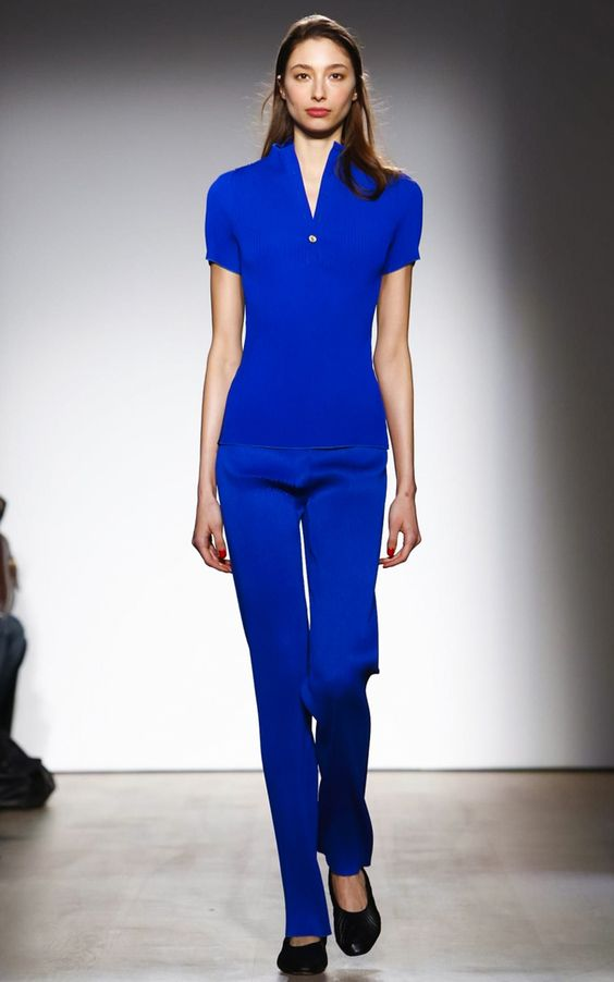 Barbara Casasola Fall/Winter 2015 Trunkshow Look 21 on Moda Operandi