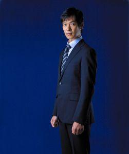 堺雅人のスーツ