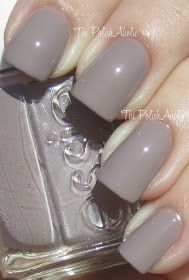 Essie Fall 2012 Stylenomics Collection; Miss Fancy Pants