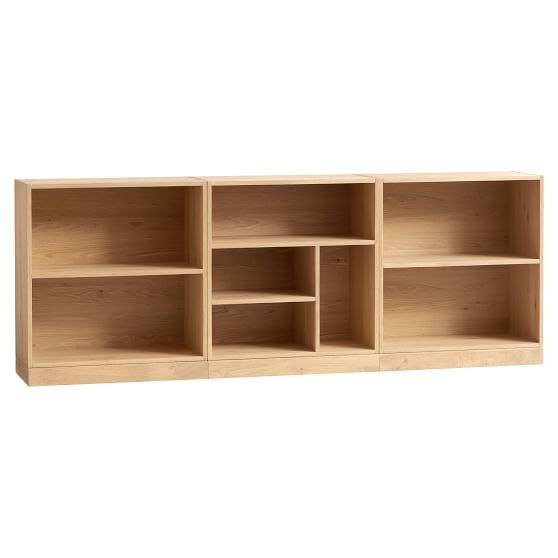 Stack Me Up Low Bookcase Set Low Bookcase Horizontal Bookcase