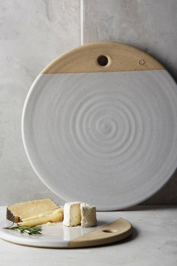 Silo Cheese Board