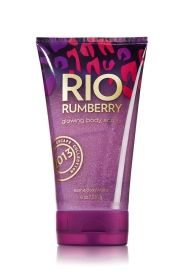 Rio Rumberry Body Scrub - Signature Collection - Bath & Body Works Absolute must buy !!