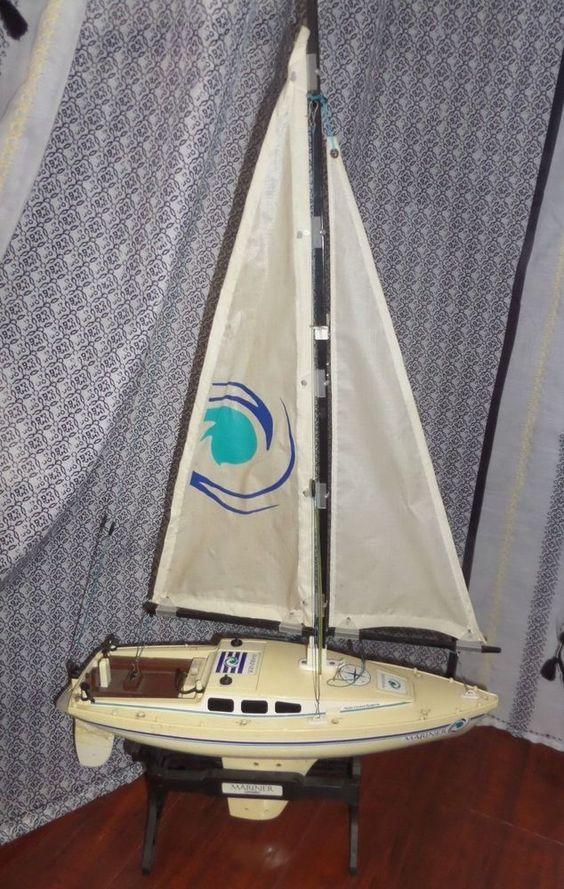 Rc radio, Nikko and Sailboats on Pinterest