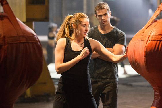 Everything you need to know about the Divergent series - Vox: