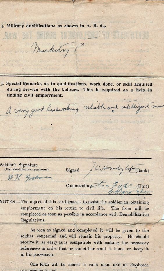 Image result for newspaper report of Military service act May 1916 - army form