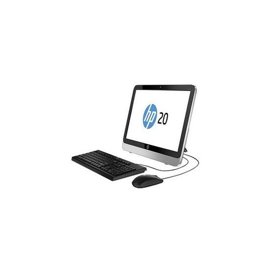 ORDENADOR HP 110-111ES INTEL I3-3240T 8GB 1TB GRABADORA DVD VGA DVI CARD READER TECLADO MOUSE W8-64BITS