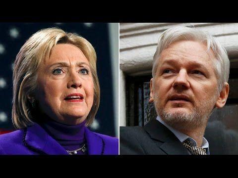 Julian Assange WikiLeaks: DNC Manipulated Media to Favor Hillary Clinton...