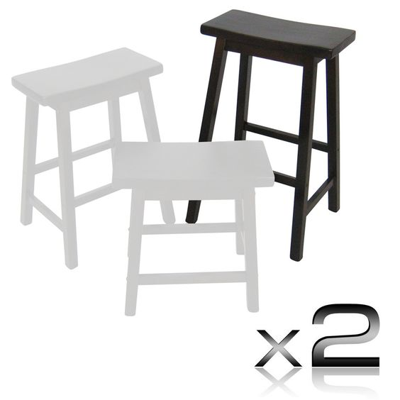 Beautifully designed and comfortable to sit on, the Berton - Set of 2 Yarra Stools - White are made to blend with your existing home or office décor. Style, comfort and durability are the key ingredients that make these stools so popular. Impress your friends and family, order today!