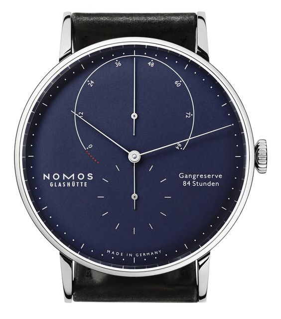 Nomos Lux and Nomos Lambda Gold Watch Lines Enhanced With Beautiful Colors And Smaller Cases