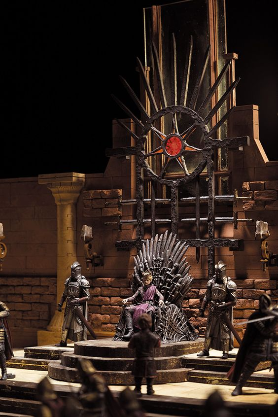 'Game of Thrones': HBO reveals awesome construction sets from McFarlane Toys | EW.com