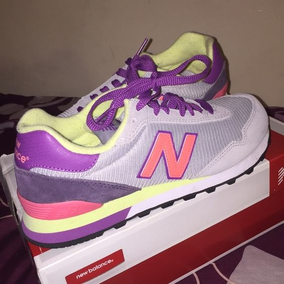 New balance gym shoes Worn once , still in great condition New Balance Shoes Sneakers