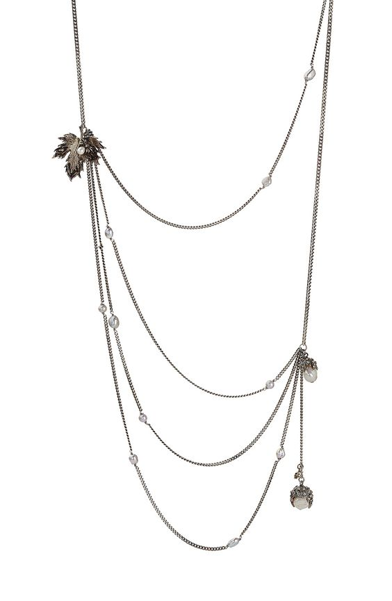 Halskette Sautoir im Layering-Look detail 0