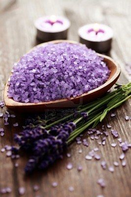 Aromatherapy Lavender Bath Salts Would be great to soak in a tub full of this and then smooth some C-Annie's handmade lotion on! Www.c-annies.com: