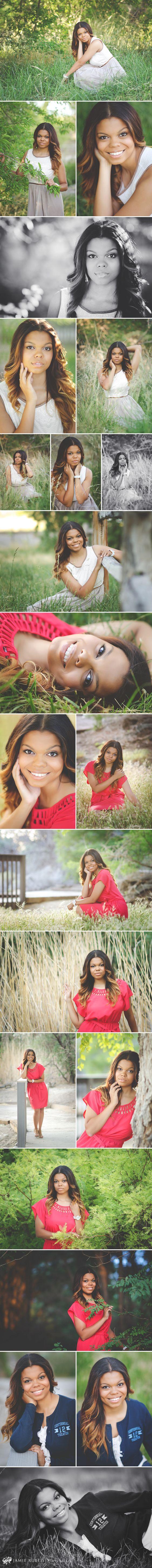 Alaynas Senior Portrait Session - Jamie Rubeis Photography