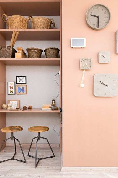 Stylish Approach - The Cloffice AKA The Ultimate Small Space Multitasker - Photos