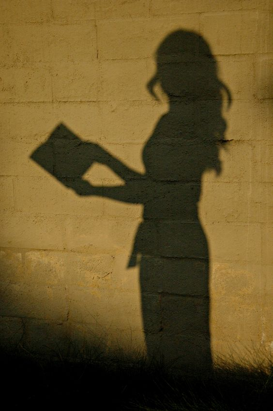 Shadow of, Be cool and Shadows on Pinterest