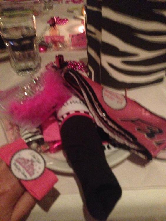birthday girl items