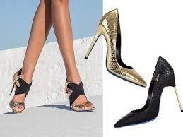Risultati immagini per moda scarpe estate 2016